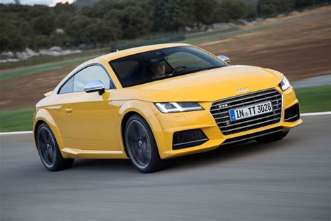 Test Audi Tts Coupe by Audi Tts Coup 233 2015 Test Starke Fahrmaschine Mit Einer