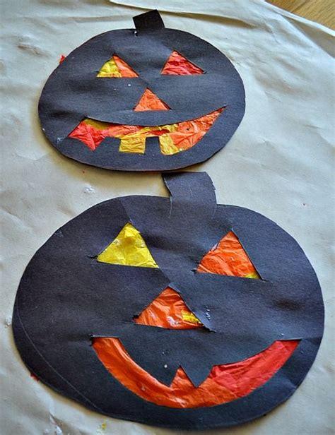 pumpkin crafts pumpkin crafts for o lanterns silhouettes