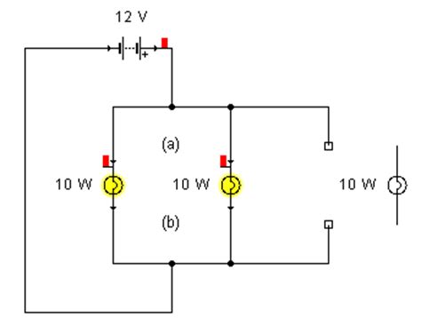 connecting to a power supply in parallel activity
