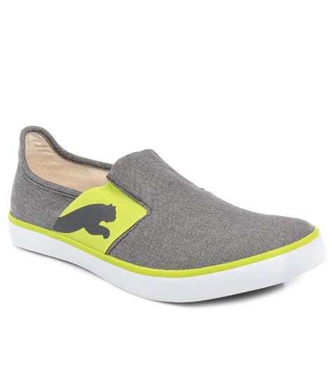 snapdeal shoes buy lazy gray canvas shoes for snapdeal