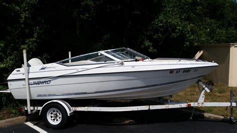 1989 sunbird boat sunbird boat