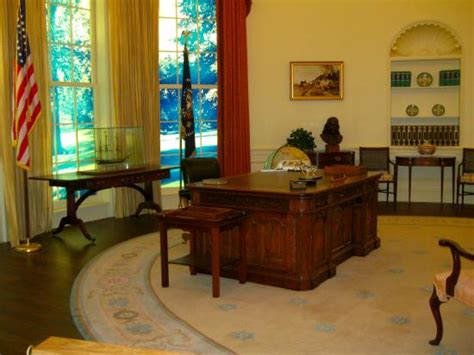 a full size oval office replica presidential experience oval office replica picture of jimmy carter library