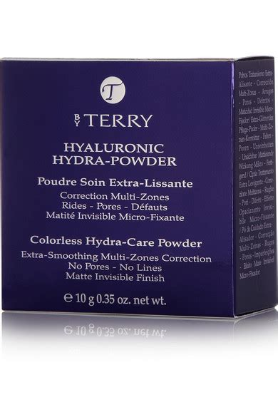 by terry hyaluronic hydra powder net a portercom by terry hyaluronic hydra powder net a porter com
