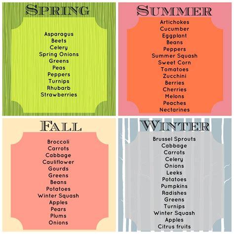 vegetables and fruits in season reims 187 seasonal fruit and vegetable calendar