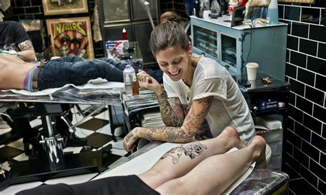 tattoo a family business why did david dimbleby get a tattoo to stand out or fit