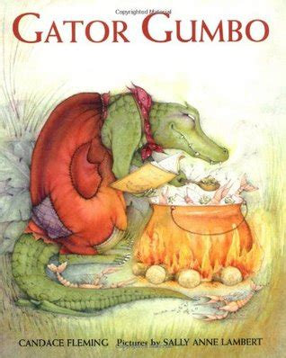a gumbo in books gator gumbo a spicy tale by fleming reviews