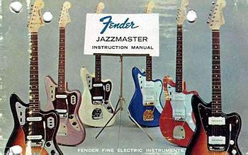 The Jazzmaster 171 Fender S Jazzmaster Amp Jaguar The Higher