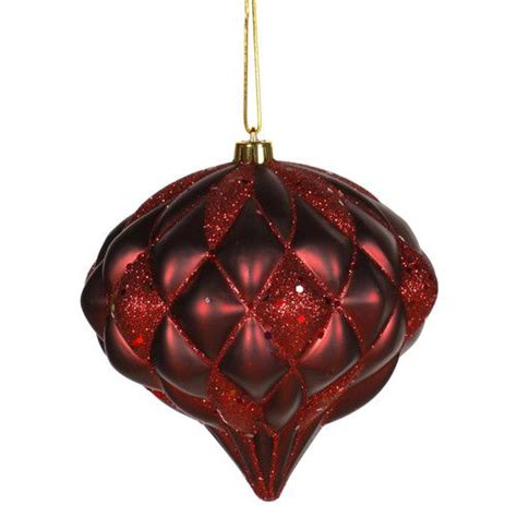 15 best images about ball ornaments dark red burgundy