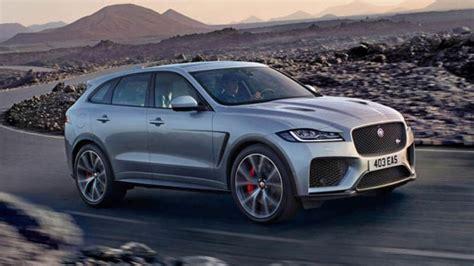 jaguar f pace new model 2020 2020 jaguar f pace review rating price truck suv reviews