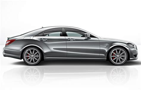 side view 2014 mercedes cls63 amg side view photo 10