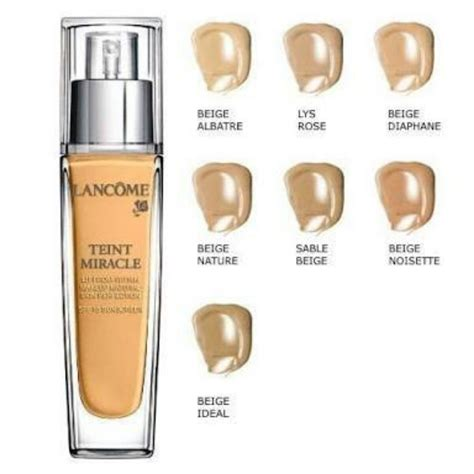 Lancome Teint Miracle base lancome teint miracle r 219 00 em mercado livre