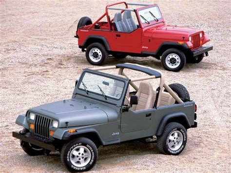 Jeep Tj Wheelbase 43 Best Images About Jeep Wrangler Yj 1987 1995 On