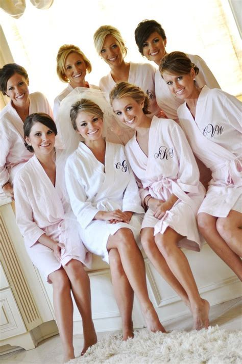 25  Best Ideas about Bridal Party Robes on Pinterest