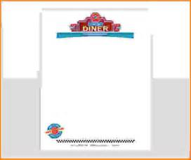 Diner Menu Template Free by 4 Diner Menu Template Wedding Spreadsheet