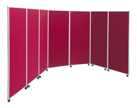 room dividers on wheels wall on wheels partition screens school room divider