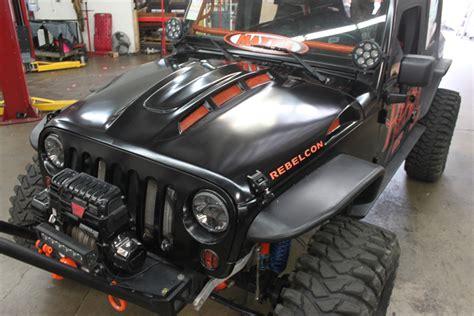 Jeep Jk Hoods 2007 2015 Jeep Wrangler Jk Totl Innovations Heat Expulsion