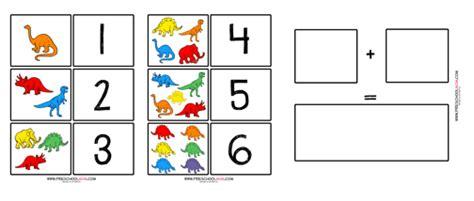 free printable dinosaur number cards dinosaur preschool printables