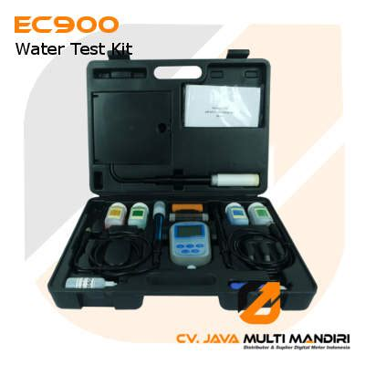 Alat Ukur Ph alat ukur ph 8 in 1 amtast ec900 digital meter indonesia