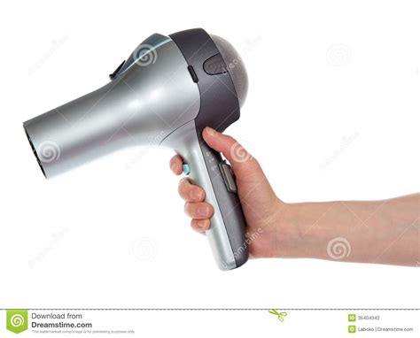 Hair Dryer X5 the hair dryer in a stock photography image 35404342