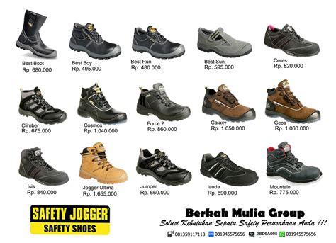 Katalog Sepatu Safety Cheetah jual murah sepatu safety jogger makasar katalog sepatu