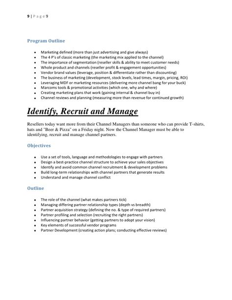channel partner agreement template channel partner agreement template images resume