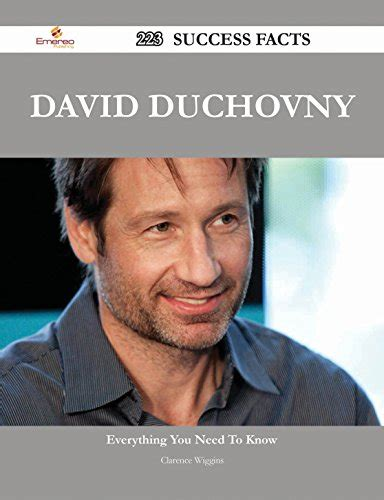How To Get Lad Like David Duchovny by I The Wide Open Space And Tr By David Duchovny
