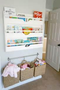 baby bookcase storage 25 space saving rooms wall storage ideas shelterness