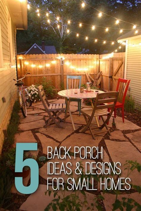 small screened back porch ideas best 25 small back porches ideas on entrance