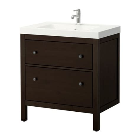 sideboard with drawers ikea hemnes odensvik sink cabinet with 2 drawers black