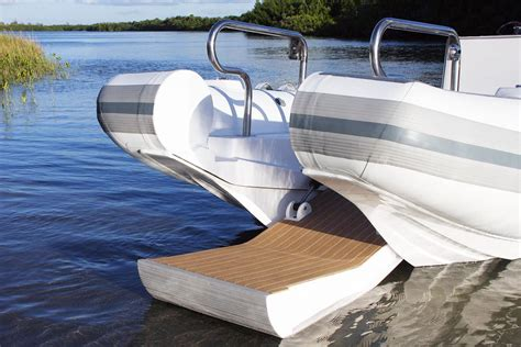 catamaran yacht tender novurania catamaran series novurania luxury yacht tenders