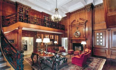 Study Bookcases Hallidays Panelled Rooms