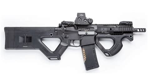 Check Out This Futuristic New Stock For Your AR 15