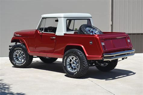 1969 jeep truck 1969 jeep commando custom 177400