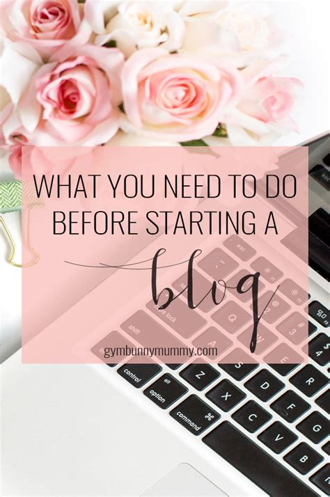 what you need to do before buying a house 10 things to do before starting a blog this mama life