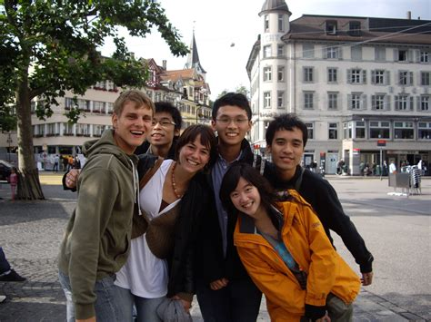 Current Students On Of St Gallen Mba by Swiss Students Experience In Hong Kong On Cuhk