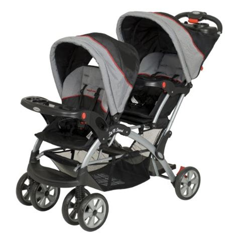 strollers with two car seats baby trend sit n stand stroller millennium car