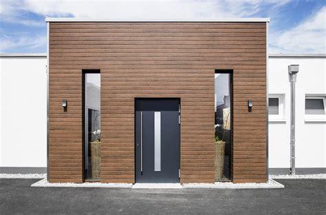 rivestimenti di facciata in legno nuova linea di doghe in composito wpc per facciate