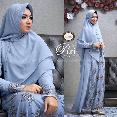 Madeline Premium Syari By Axelle pusat baju muslim dan gamis hijaber modis murah fast