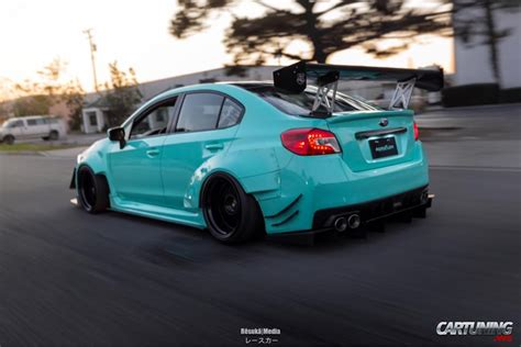 widebody subaru impreza widebody subaru impreza 2015 back