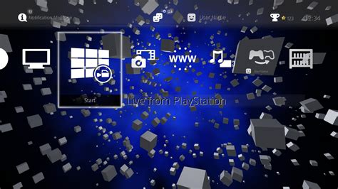 ps4 themes and backgrounds cool dynamic wallpapers for ps3 wallpapersafari