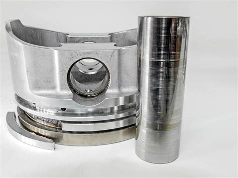 Piston Kyc No 08 rod rescue boost induced piston failure shows need for better pistons rod network