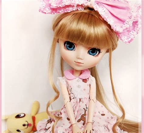 Baju Anime Danbo 01 hana s secret room kawaii pullip doll
