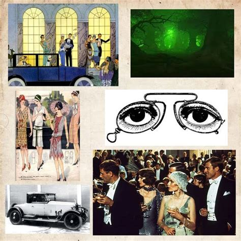 great gatsby key themes themes and symbols the great gatsby