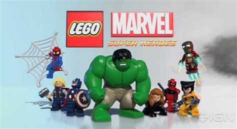tutorial lego marvel superheroes lego marvel super heroes free download
