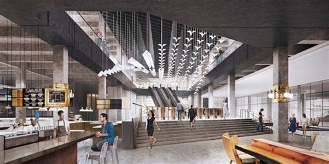 Post Office Midwest City by Iconic Chicago Post Office Gets A Awaited Renovation