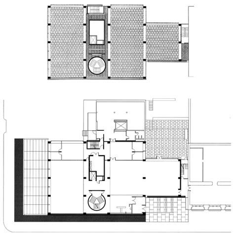yale university art gallery floor plan yale university art gallery par louis kahn archigraphie