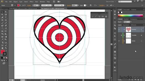 put pattern in photoshop illustrator tutorial paste shapes inside of other shapes