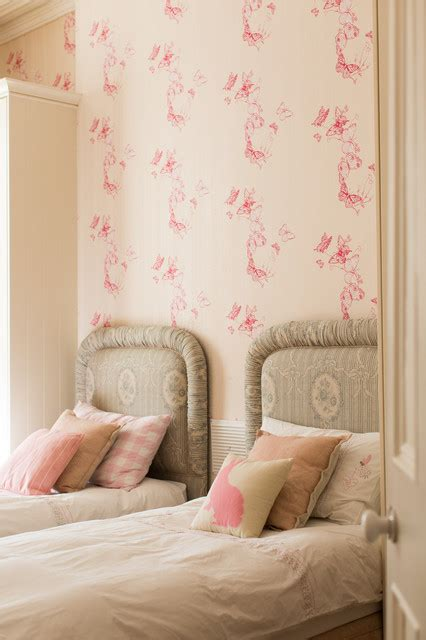 dublin townhouse shabby chic style bedroom belfast by thompson clarke interiors