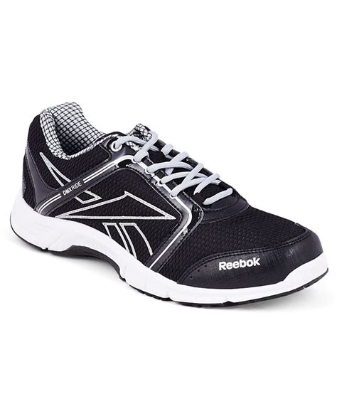 Reebok Running Abu No 42 reebok run black sport shoes buy reebok run