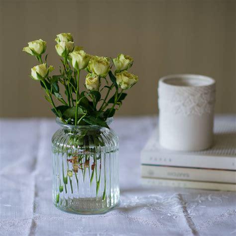 Glass Jar Vases by Sweetie Jar Glass Vase By The Flower Studio